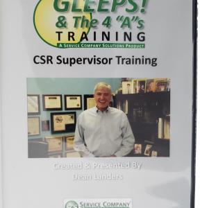 GLEEPS! CSR Training
